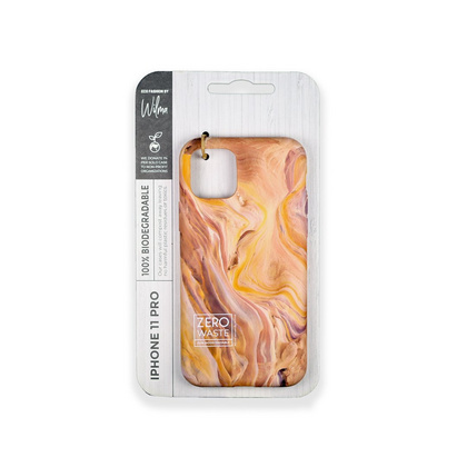 Wilma Biodegradable Case for iPhone 11 PRO - Canyon