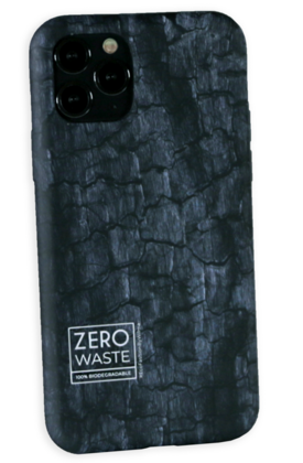 Wilma Biodegradable Case for iPhone 12/PRO - Coal
