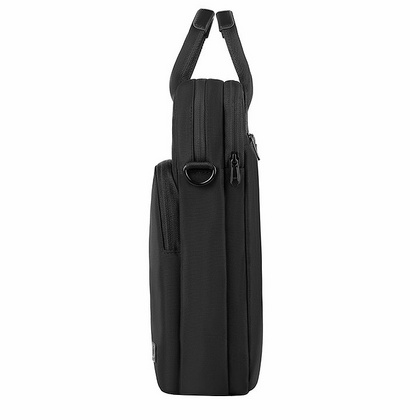 Wiwu Alpha Vertical Double Layer Hangbag for up to 14'' - Black