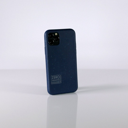 Wilma Biodegradable Case for iPhone 12 Mini - Blue