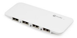 Macally Ultra slim 7 port USB 2.0 hub