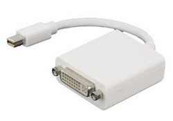 LMP Mini-DisplayPort to DVI adapter