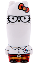 Hello Kitty Nerd Kitty - Mimobot USB Flash Drive 2GB