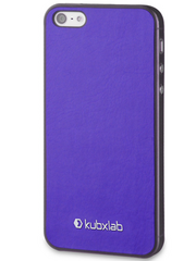 Kubxlab Ultra Thin Case for iPhone 5/5s/SE - Purple