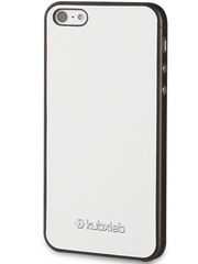 Kubxlab Ultra Thin Case for iPhone 5/5s/SE - White