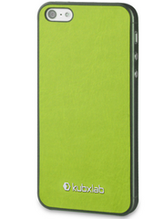 Kubxlab Ultra Thin Case for iPhone 5/5s/SE - Green