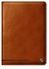 Masterpiece Leather Collection for iPad Air - Brown