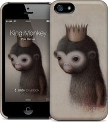Paul Barnes / King Monkey HardCase