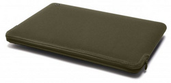 Neoprene zip sleeve - Olive