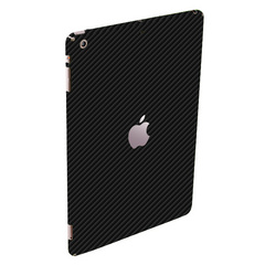 CELWrap for Apple iPad Air - Carbon Fiber - Black (Back Only)