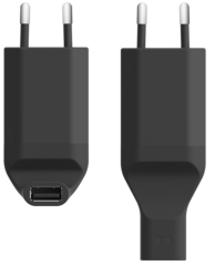 Ora-ïto Travel Charger 2.1A - Grey