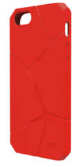Alïx Semi-rigid Cover - Red
