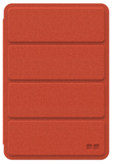 Helëne Folio Case Field - Red