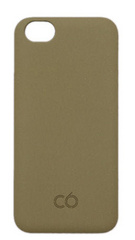 C6 Matt finish hard case for iPhone 5/5s - Olive