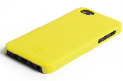 C6 Matt finish hard case for iPhone 5/5s - Sunshine