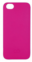 C6 Matt finish hard case for iPhone 5/5s - Bubblegum