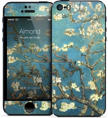 Vincent van Gogh / Almond Branches in Bloom Skin