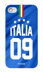 Moxie World Cup case for IPhone 4/4S - Italia