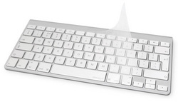 Macally Clear protective keyboard cover