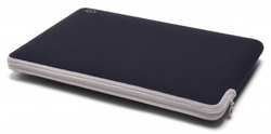 Neoprene Zip Sleeve for MB Air 11″ - Navy/Stone