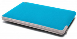 Neoprene Zip Sleeve for MB Air 11″ - Aqua/Stoone