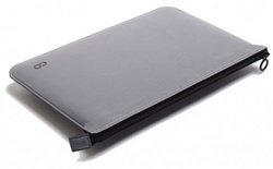 Microfiber Zip Sleeve - Graphite