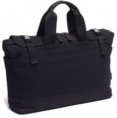 "North South Tote 11""-13"" - Black"