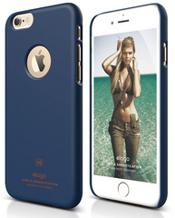 Elago S6 Slim Fit Case for iPhone 6/6s - Jean Indigo