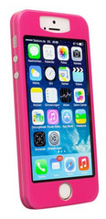 Caseual Thin Skin Case for iPhone 5/5s - Pink