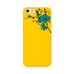 BMT Ayano Kimura Orchid Yellow case for iPhone 5/5s/SE
