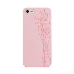 BMT Ayano Kimura Lotus Pink case for iPhone 5/5s/SE