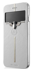 Eagle Series Flip Case - White