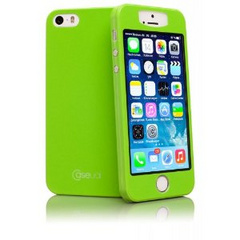 Caseual Thin Skin Case for iPhone 5/5s - Green