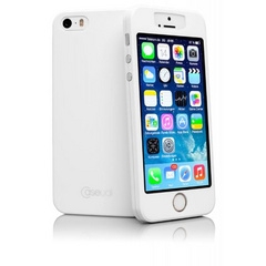 Caseual Thin Skin Case for iPhone 5/5S - White
