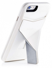 Boyager Stand Case - White