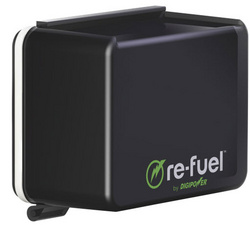 Re-fuel extended powerpack for GoPro Hero Cameras - 12 hours
