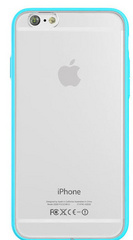 Devia Hybrid case for iPhone 6/6S- Turk Blue