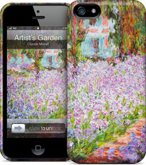 Claude Monet / Artist's Garden at Giverny HardCase
