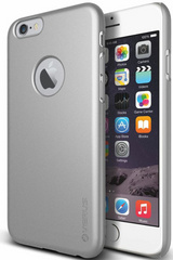 Verus Slim Hard case for iPhone 6/6s- Light Silver