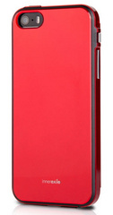 Inner Exile Chevalier Premium 360° Protective Case for iPhone 5/5s - Red