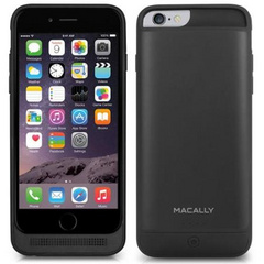 Macally Battery Case 3000 mAh - Black