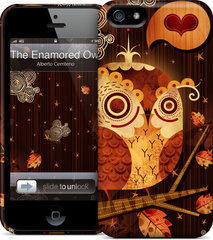 Alberto Cerriteno / The Enamored Owl HardCase