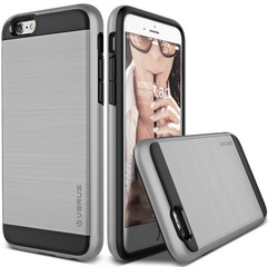 Verus Verge Case for iPhone 6/6s - Light Silver