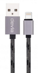 Fashion Lightning Cable 1m - Space Gray