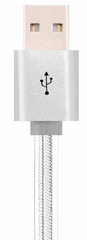 Devia Neo Lightning Cable - Silver