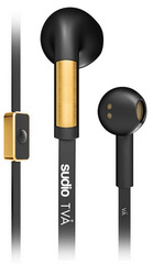 SUDIO TVA  Universal Earphones - Black