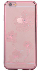 Crystal Flora Case - Rose Gold