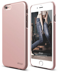Elago S6 Slim Fit 2 Case for iPhone 6/6s - Rose Gold