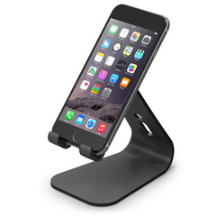 M2 Stand for all iPhones, Galaxy and Smartphones - Black