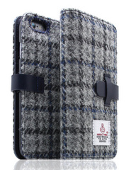 D5 Harris Tweed Edition Case - Gray (iPhone 6/6s Plus)